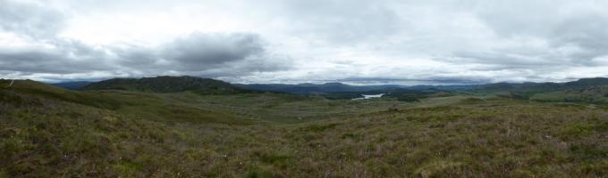 Am Suidhe View point