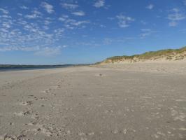 Sandstrand nahe Castletown