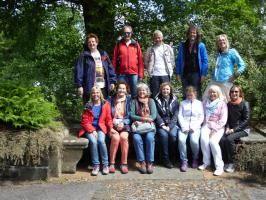 Unsere Reisegruppe in Armadale