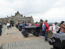 Besichtigung von Edinburgh Castle